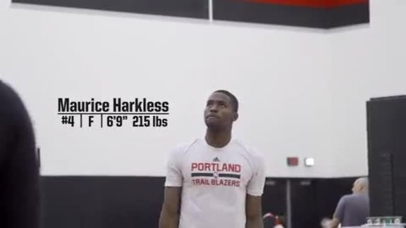 Preseason Sit-Down: Moe Harkless