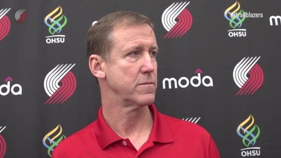 Stotts After Preseason Opener:
