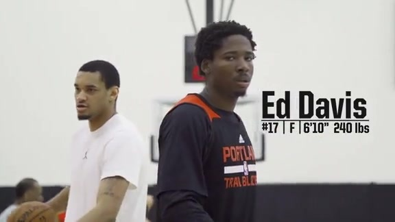 Preseason Sit-Down: Ed Davis
