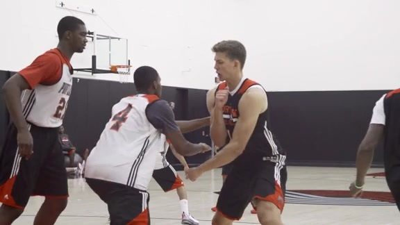Trail Blazers Transformation: Episode 3
