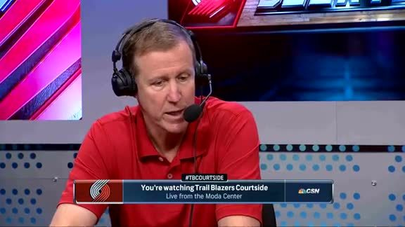 Terry Stotts on Damian Lillard's Scoring, Rift with Doc Rivers and the Passing of Flip Saunders