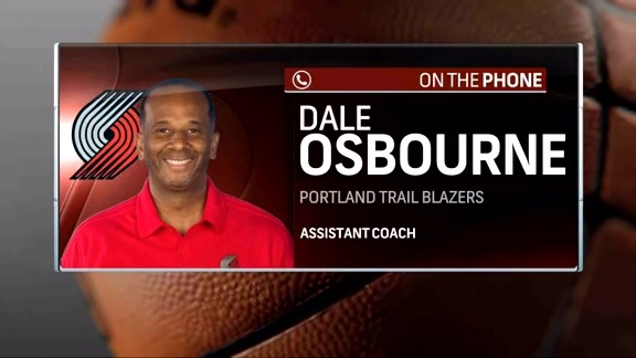 Dale Osbourne Talks Early Success in 2015-16
