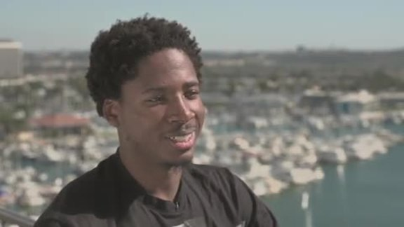 Video: One-Time Laker Ed Davis Adopts Portland As New Home