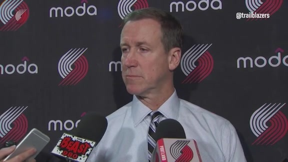 Stotts Meets the Media Following Back-to-Back Wins