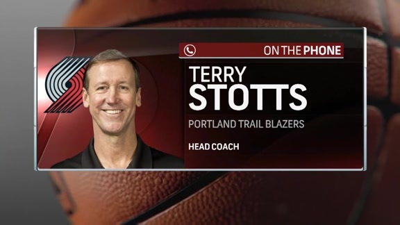 Stotts: 'We're Going the Right Direction, But We're Not There Yet'