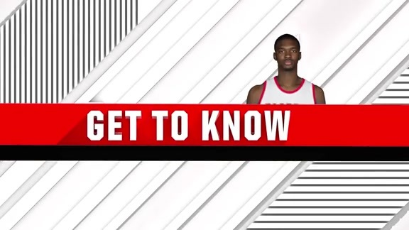 Get to Know: Noah Vonleh