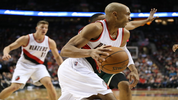 Highlights: Trail Blazers 107, Bucks 95