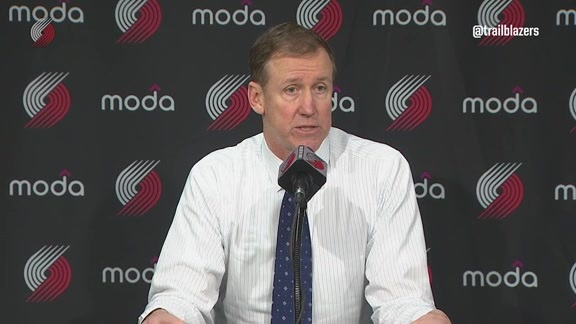 Stotts on Toronto Loss, Starting Harkless