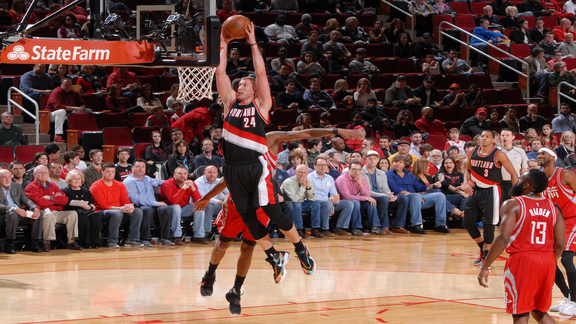 Highlights: Trail Blazers 96, Rockets 79