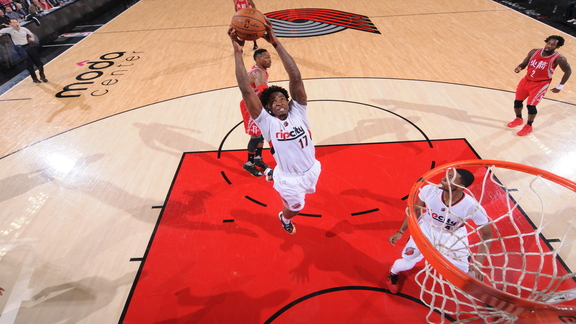 Highlights: Trail Blazers 116, Rockets 103