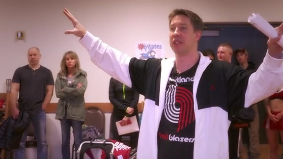 Video: Trail Blazers, Nike Team Up to Surprise Youth Basketball Game