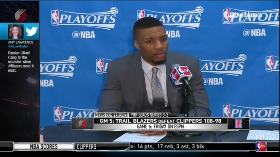 Damian on Lillard Time in the Fourth Quarter
