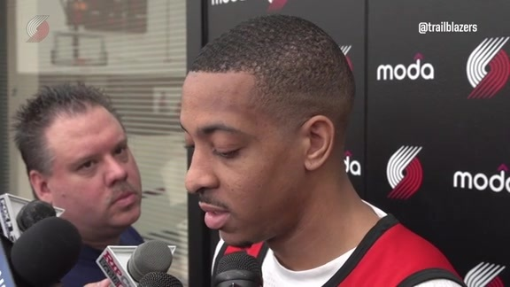 McCollum on Game Six: 'We Know It's Gonna Be a Dogfight'