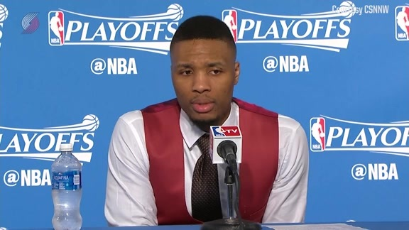 Lillard: 'We've Just Got to Be Better Offensively'