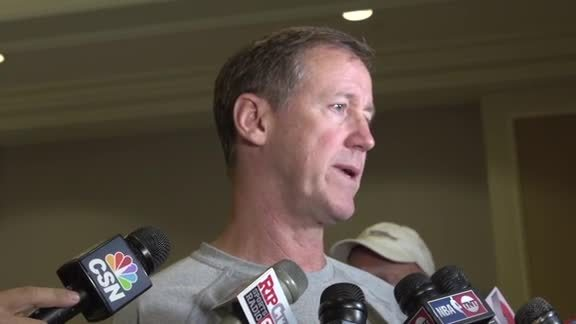 Stotts Talks Adjustments and More Before Game Two