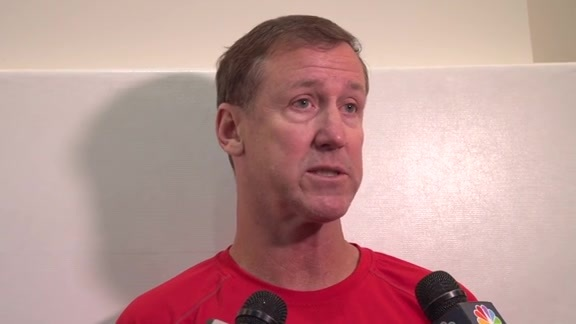 Stotts on Golden State: 'Their Defense Gets Overlooked Because of Their Offense'