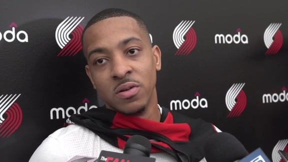 McCollum Looks Ahead to Game Three