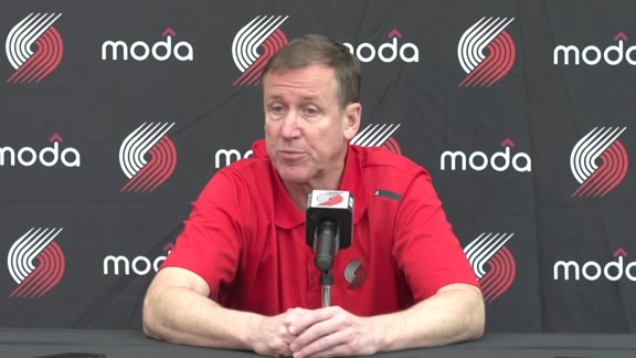 2015-16 Exit Interview: Coach Stotts