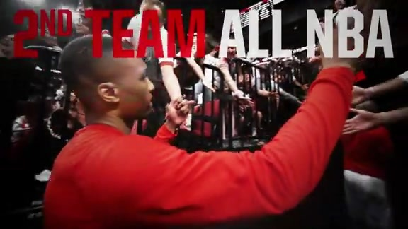 Video: Dame's Historic 2015-16