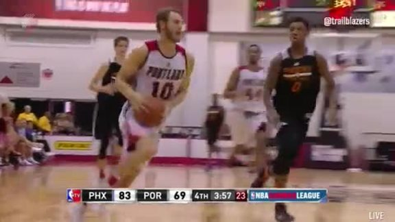 Summer League Highlights: Trail Blazers vs. Suns