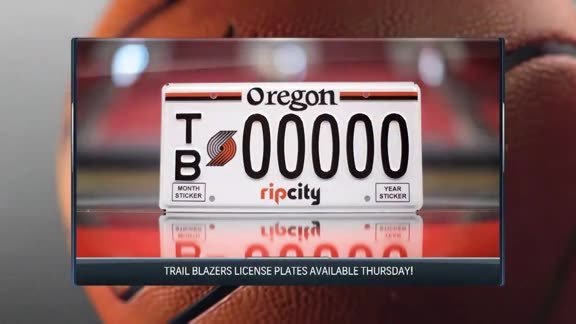 Everything You Need to Know About Trail Blazers License Plates