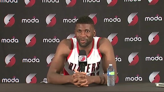 Festus Ezeli Media Day Press Conference