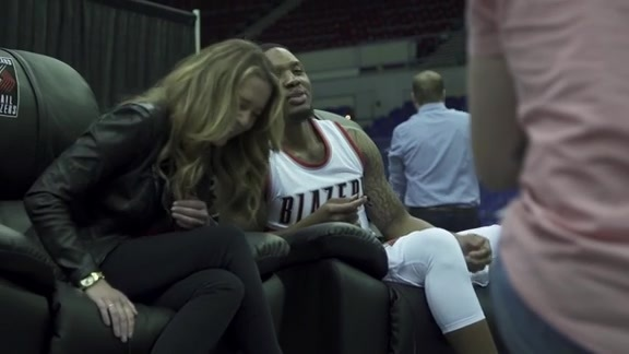 Video: All Access with the Players on Media Day