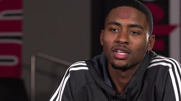 The Sit-Down: Moe Harkless