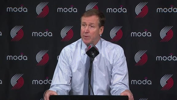 Stotts on Vonleh: 'He Made Some Big Plays'