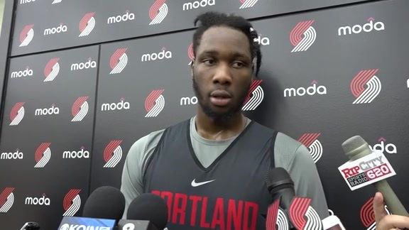 Swanigan: 'It's Hard To Make Me Feel Uncomfortable On The Basketball Court'