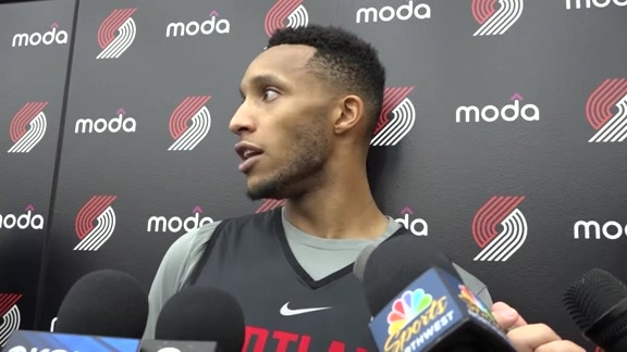 Evan Turner: 'Everybody Is Stepping Up'