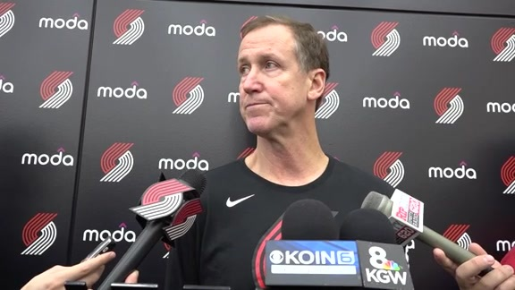 Coach Stotts: 'It's The Good With The Bad'