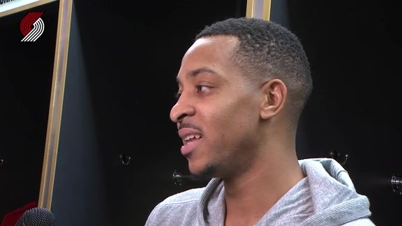 McCollum: 'It's Hard To Score When Everybody Is Missing Layups'