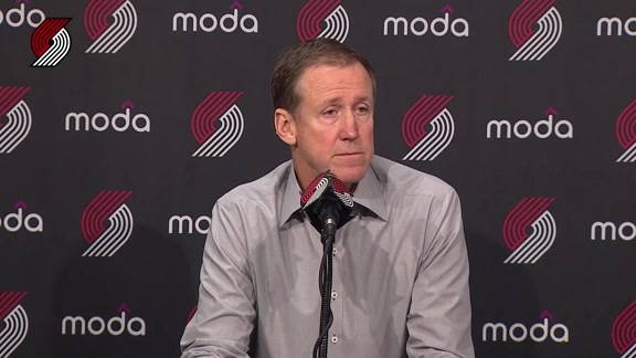 Stotts: 'I'd Say It Sputtered A Bit In The 2nd Quarter'