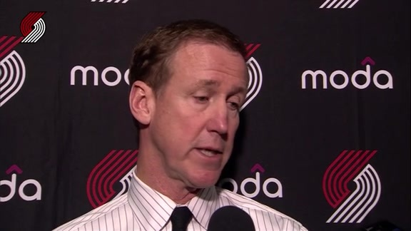 Stotts: 'A Hard Fought Game'