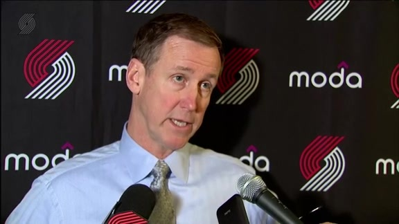 Stotts: 'It Was Just A Struggle To Score Most Of The Night'