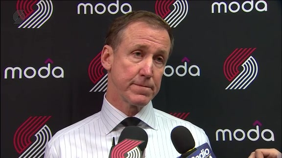 Stotts: 'We Couldn't Buy A Basket'