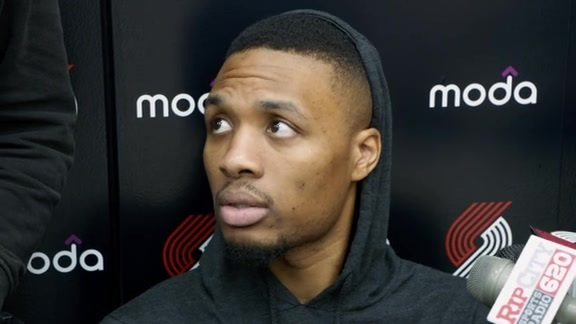 Lillard: 'We Got A Lot Of Guys That Are Capable'