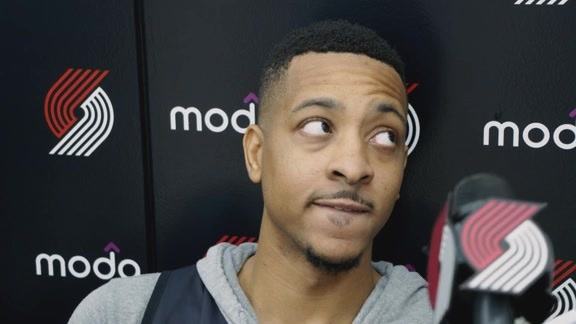 McCollum: 'I've Gotta Continue To Be Aggressive'