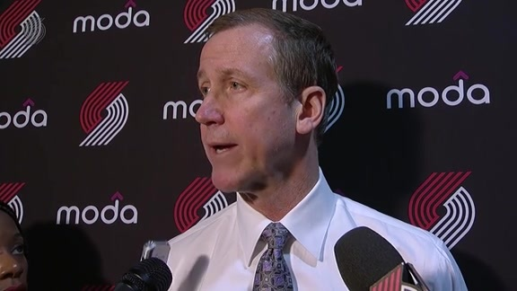 Stotts: 'Nothing's Easy, You've Gotta Grind It Out'