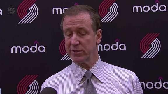 Stotts: 'They Made Their Runs'