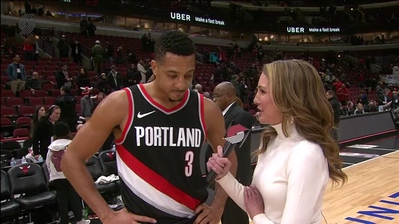 McCollum: 'I'm Thankful We Could Start The New Year Off Right'