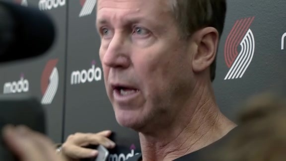 Coach Stotts Previews Matchup With Hawks