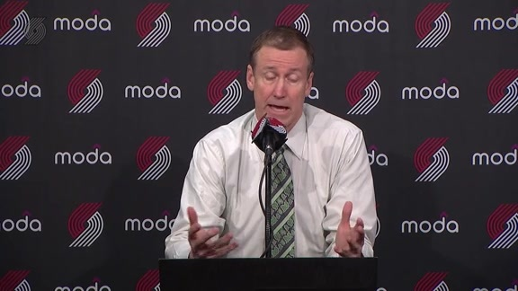 Stotts: 'The Assists Were There All Night'