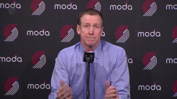 Stotts: 'I Just Wanted [CJ] To Be Aggressive'
