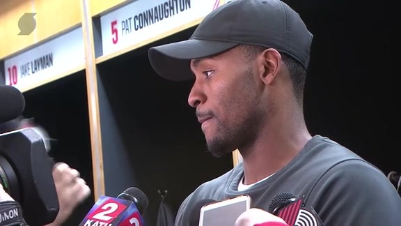 Harkless: 'Just Be Ready For The Opportunity'
