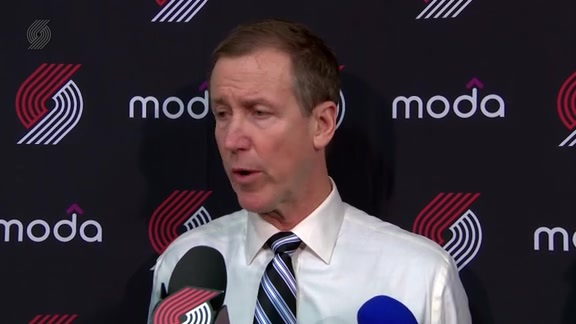 Stotts: 'The Third Quarter Was Really Good On Both Ends'