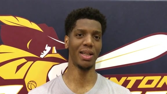 Damien Inglis on Assignment with the Canton Charge