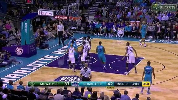 John Henson Block Party