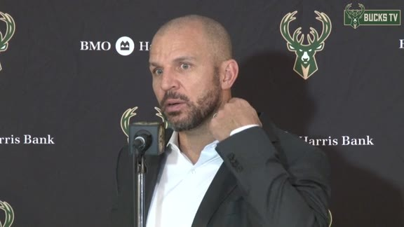 Coach Kidd Postgame: Bucks vs. Nuggets - 11/30/15